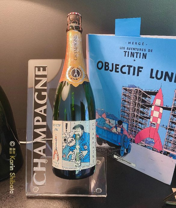 tintin louis brochet champagne