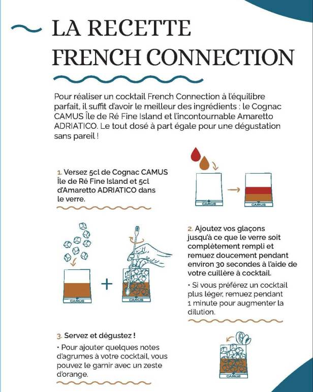 recette-french connection cocktail recipe 5