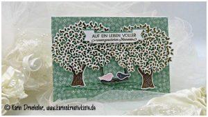 Hochzeitsglückwünsche - Wald der Worte