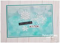 Karins Kreativkiste PapierverSUchung Winter