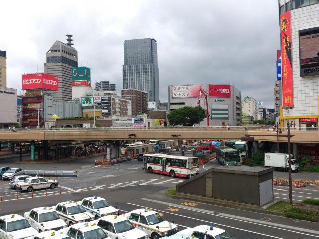 仙台駅西口ターミナル
