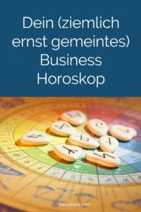 Karin Wess, Erfolgreich werden, Business Horoskop, Inspiration finden