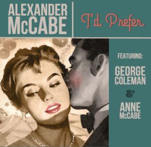 Alexander McCabe CD Cover