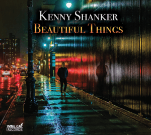 Kenny Shanker Beautiful Things CD Cover