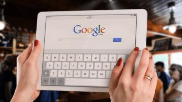 mendapatkan pekerjaan di Google