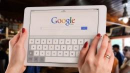 cara hapus history google