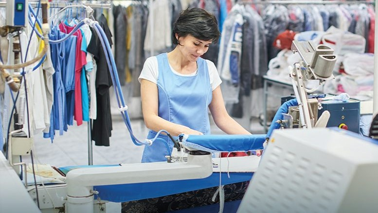 Bisnis Jasa Laundry