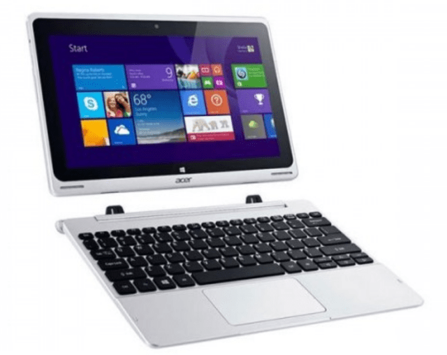 5. ACER One 10-S100X