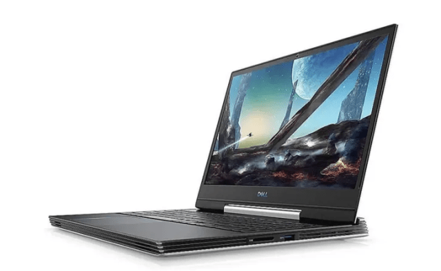 7. Laptop Gaming Dell G5587-5859