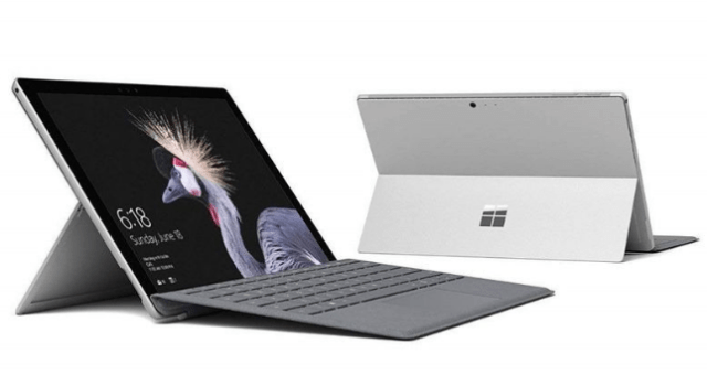 8. Microsoft Surface Go