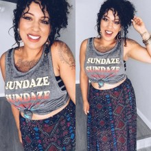 """SUNDAZE Instagram Round-UP"" OUTFIT DETAILS: https://thehoneygoldguru.com/2016/08/07/sundaze-instagram-round-up/"