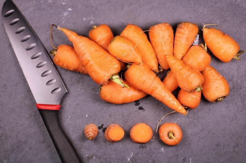 アメリカでゆるく糖質制限(8)Baby Carrotと大人の事情