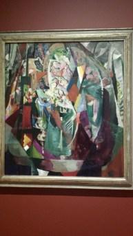 Flower Arrangement by Arthur Beecher Carles (ca. 1928-1935)