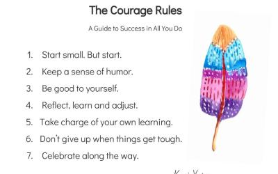 The Courage Rules