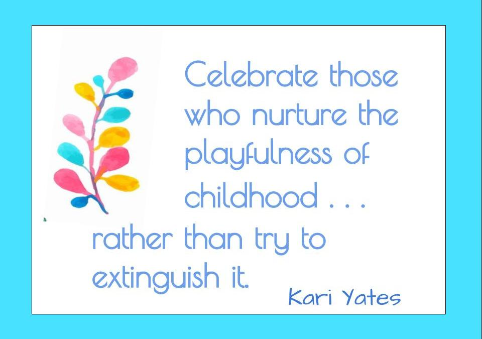 Today I Celebrate Educators