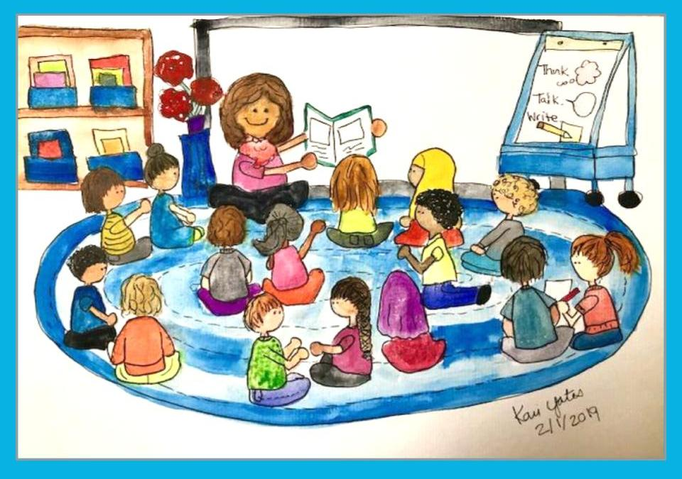 Let's Come Together! The Power of a Classroom Gathering Space