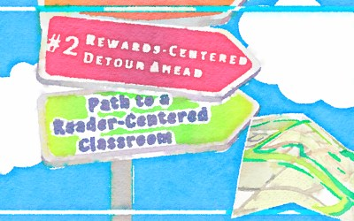 Engaging Readers without the Allure of Points, Prizes, and Pizza