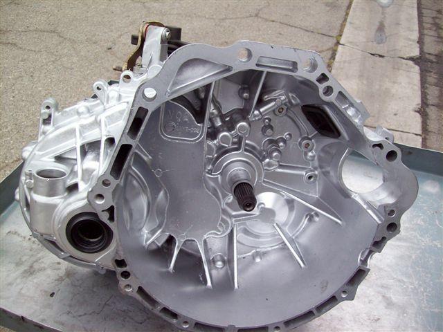 Rebuilt 03 Nissan Maxima 6spd Manual Transmission