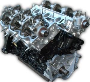 Rebuilt 8994 Mitsubishi Montero 30L SOHC Engine « Kar