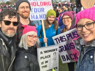 Women's March Seattle