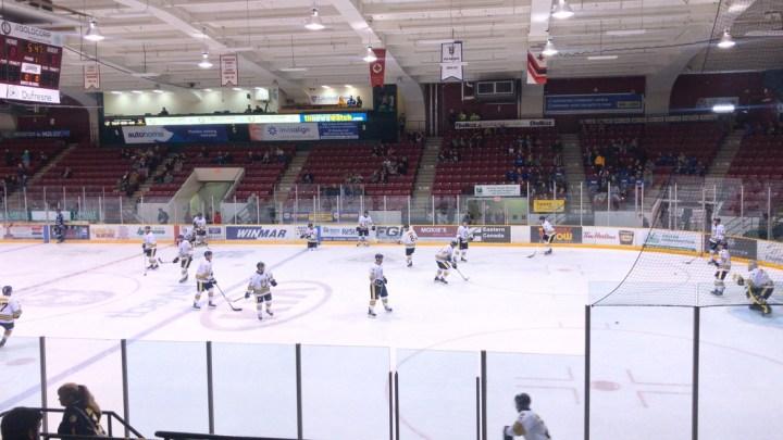 Lakehead University Thunderwolves Men's Hockey - Karla Rodriguez