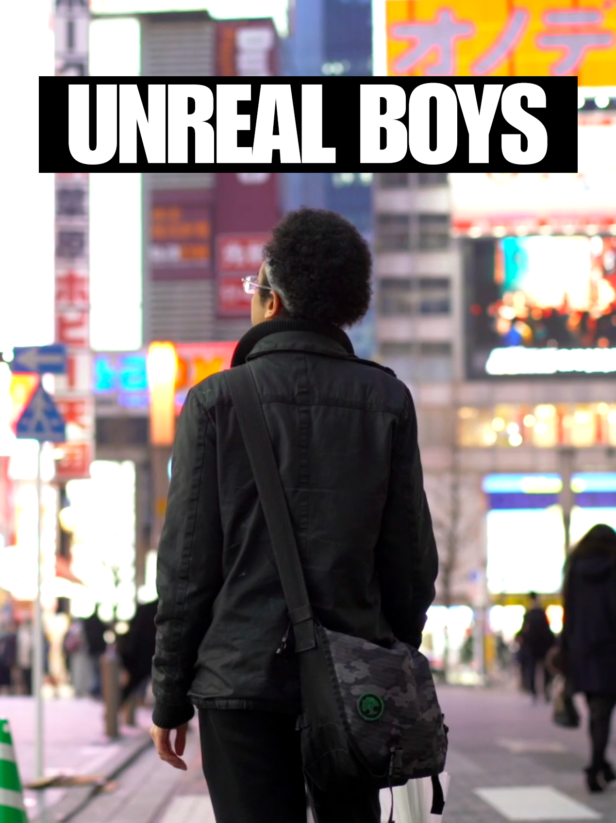 Unreal Boys - a film about shotacon