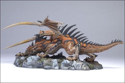 McFarlane's Hunter Dragon Clan Statue