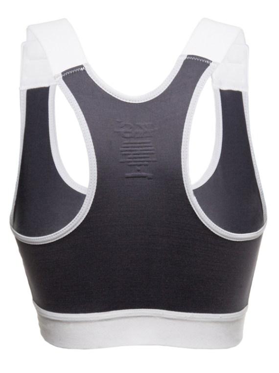 Breast Augmentation bra by Karlee Smith - back detail