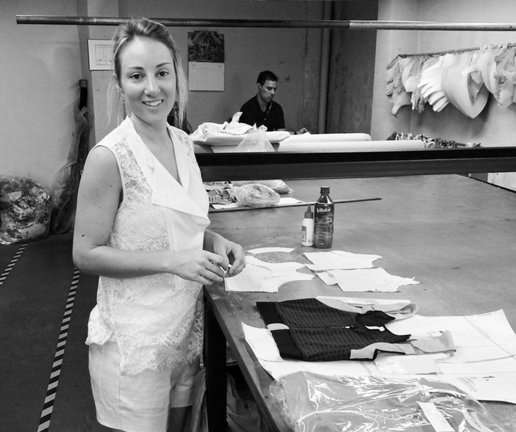 Karlee Smith - Making The Bras