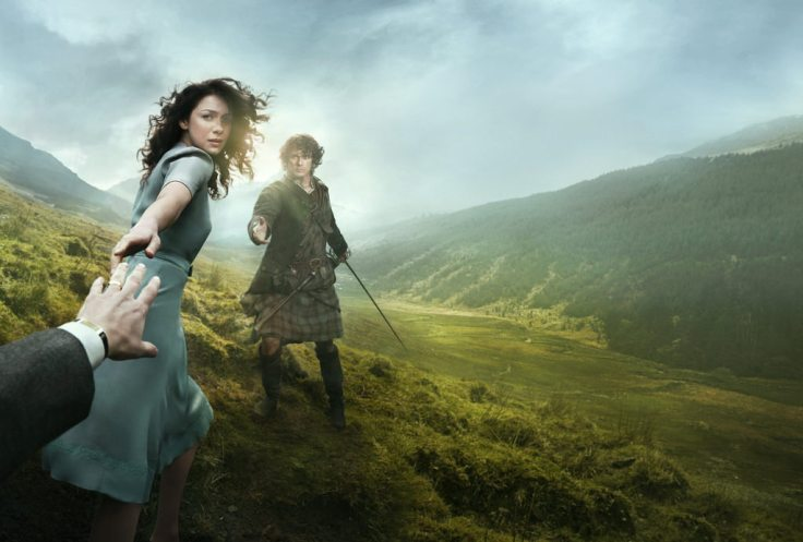Outlander was a romance novel turned to television series, just like Dark Awakening and Dark Gathering are hoping to be.