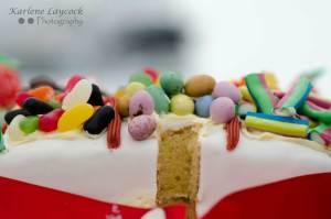 Bake Off Candyshop Cake