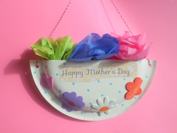 Mother's Day Craft for preschoolers | A cook, crafter and ...