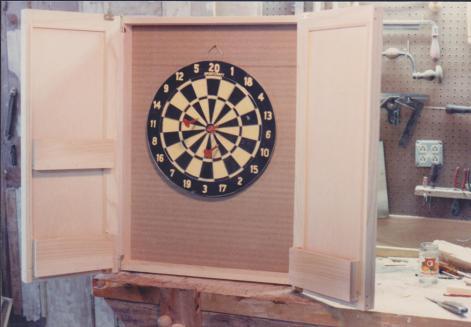 dartboard case