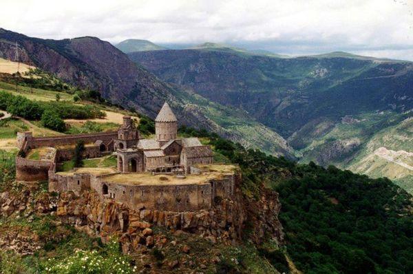 Onbekend land - Armenië - Karlijnskitchen.com