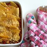 Low FODMAP Taco Bake with minced meat (also gluten-free)