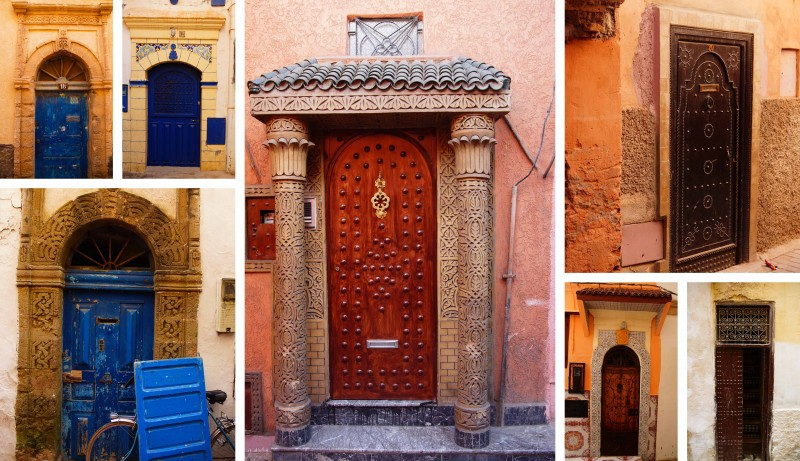 Deuren Marokko 4