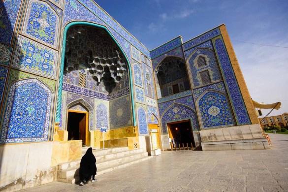 esfahan moskee