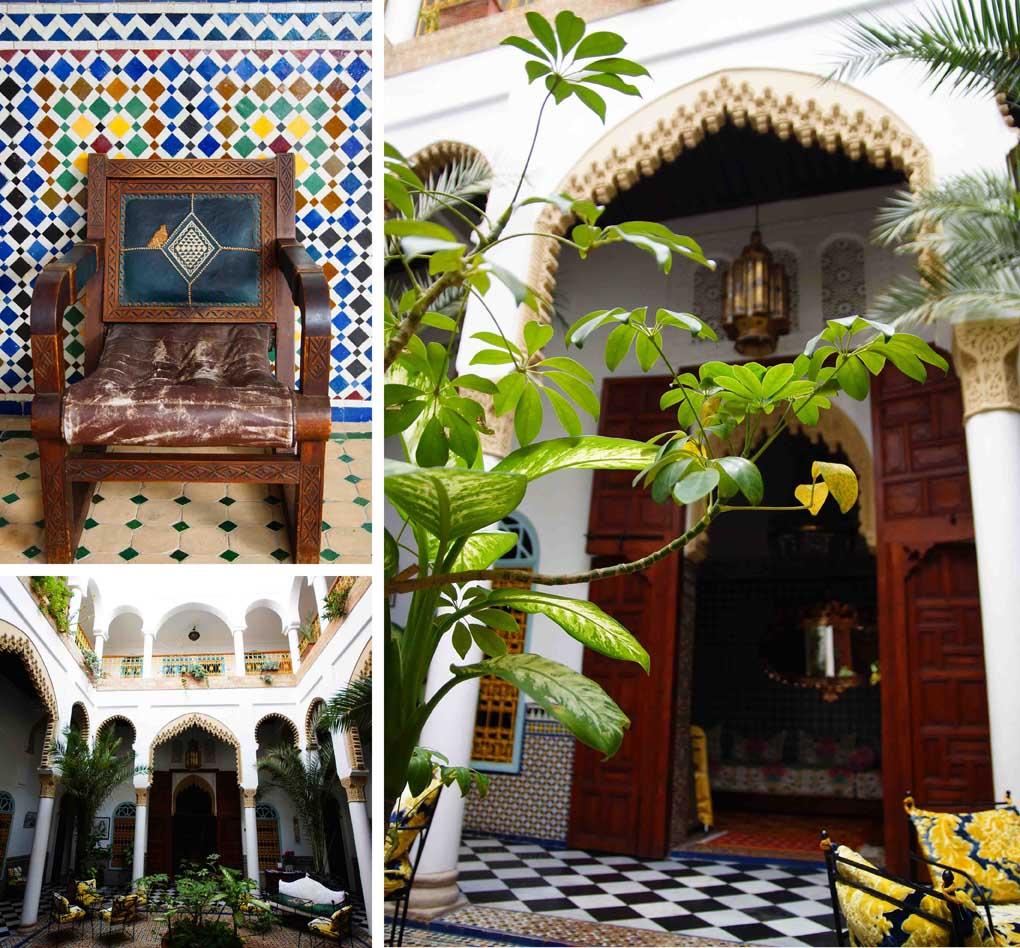 Riad Marokko