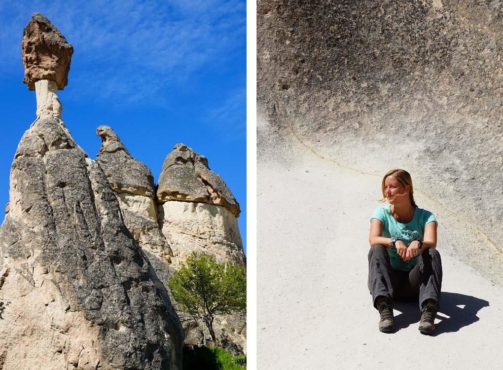 rotsen Cappadocie