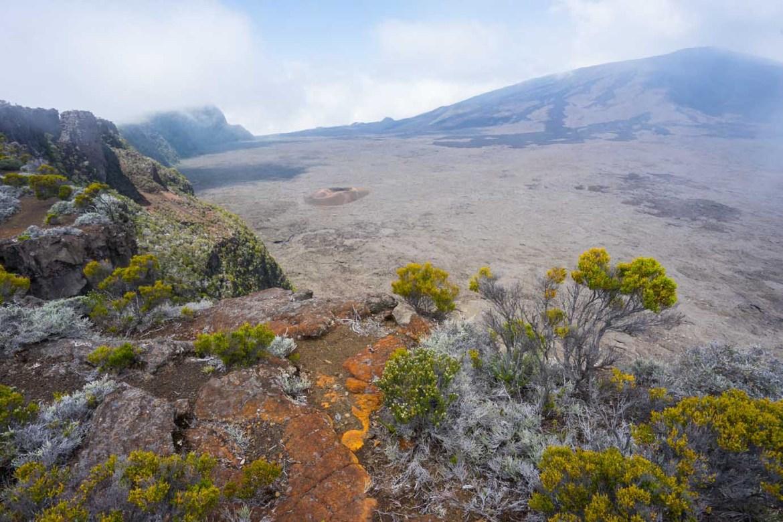 vulkaan Reunion
