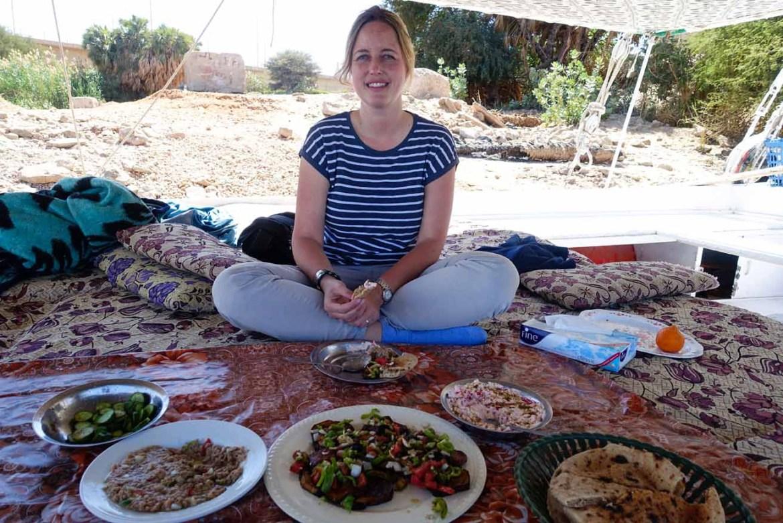 eten Egypte