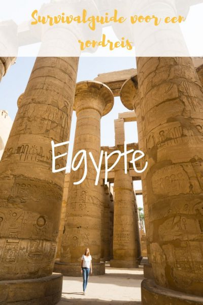 rondreis Egypte