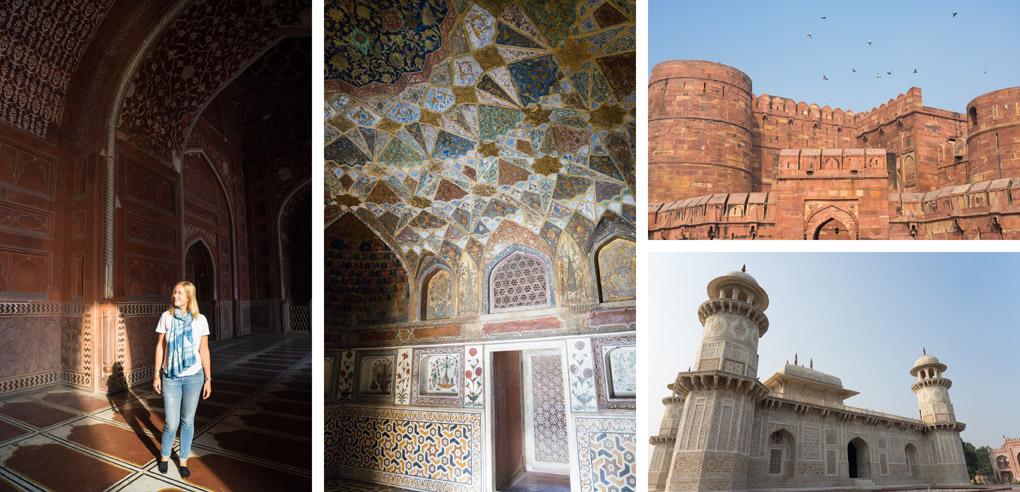 Agra bezienswaardigheden