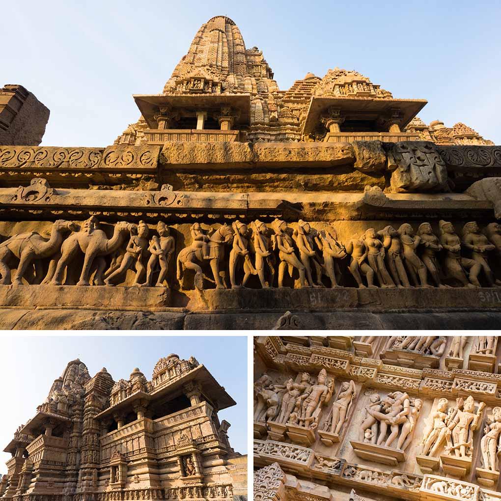 tempels Khajuraho