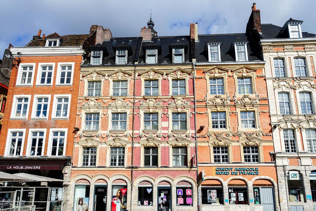 Grote Markt Lille