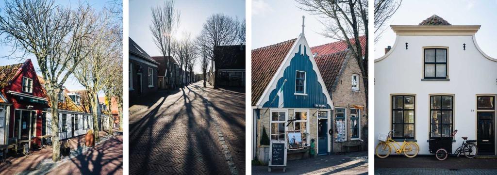 Dorpstraat Oost-Vlieland