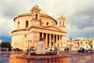 Mosta Dome on our Custom Trip to Mellieha