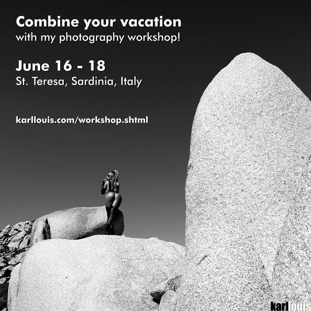 Sardinia Workshop 2016