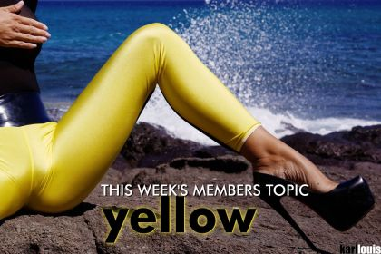 yellow © Karl Louis