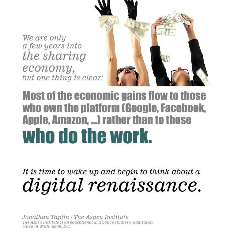 The Digital Renaissance has begun